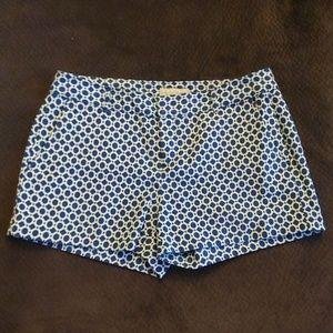 Banana Republic Patterned shorts